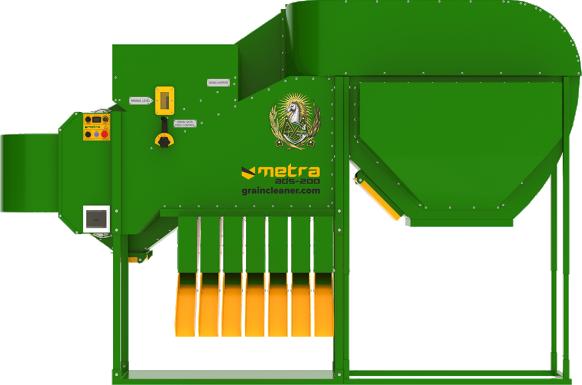 Grain Cleaner Metra ADS-200-CDC