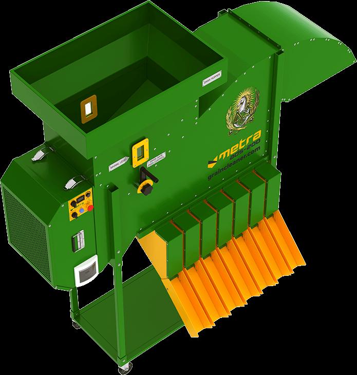 Grain Cleaner Metra ADS-200